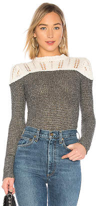 Free People Snowflake Sweater