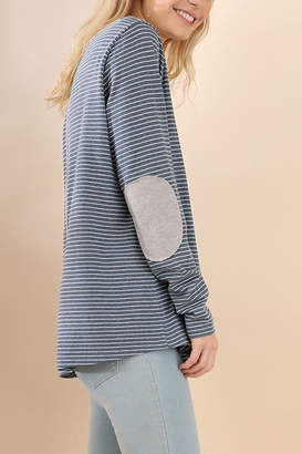 Umgee USA Striped Long Sleeve