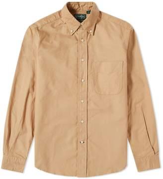 Gitman Brothers Overdyed Oxford Shirt