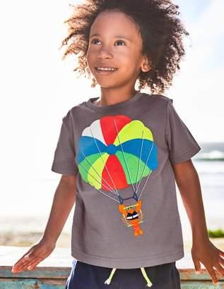 Boden Beach Sports Applique T-shirt