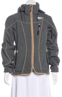 The North Face Hooded Heavyweight Jacket
