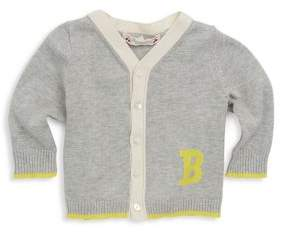 Bonpoint Baby's& Toddler's Cotton Cardigan