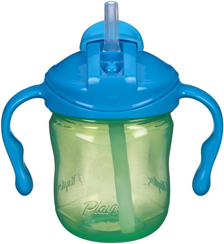 Playtex Baby First Lil' Sipster Straw Trainer Cup