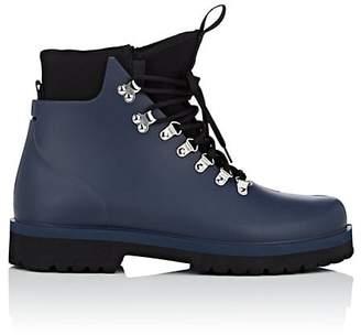Barneys New York Men's Rubber & Neoprene Hiking Boots