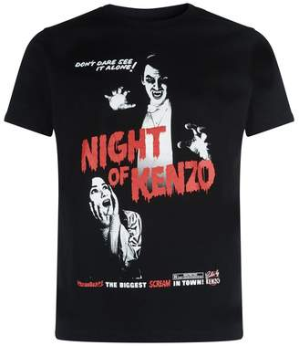 Kenzo Movie Poster Logo T-Shirt