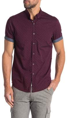 Heritage Geo Print Slim Fit Shirt