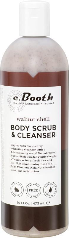 Ulta C. Booth Walnut Shell Body Scrub & Cleanser