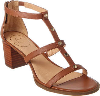 Jack Rogers Julia Leather Sandal