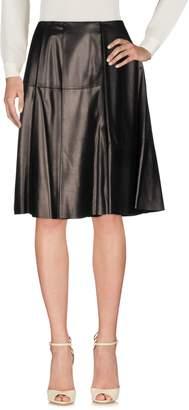 Vionnet Knee length skirts