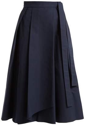 Max Mara Valda wrap skirt