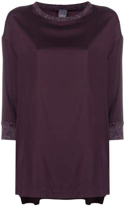 Lorena Antoniazzi loose blouse