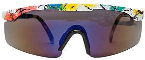 Vintage Sunglasses Replay The Run Lola Run Sunglasses in Multi
