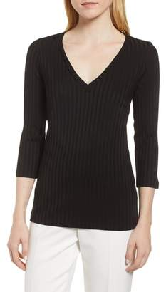 BOSS Etrica Ribbed Sweater