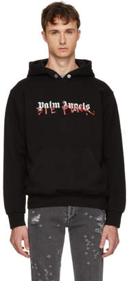 Palm Angels Black Playboi Carti Edition Die Punk Hoodie