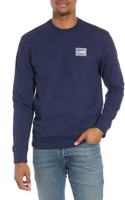 Patagonia Shop Sticker Patch Uprisal Crew Sweatshirt