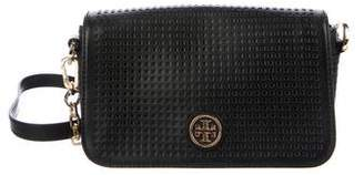 Tory Burch Robinson Perforated Crossbody