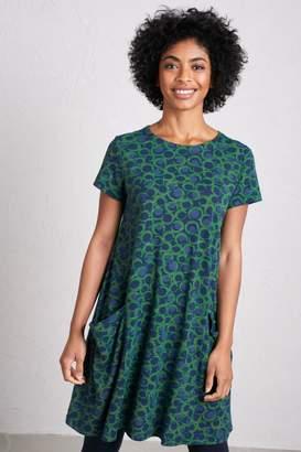 clear Womens Seasalt Green Light Dress - Green
