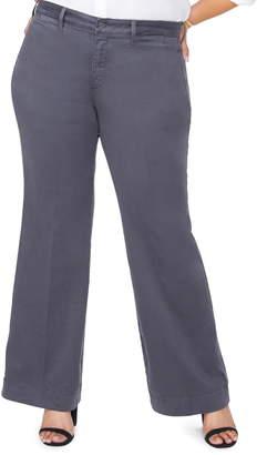 NYDJ Teresa Sateen Trouser Pants
