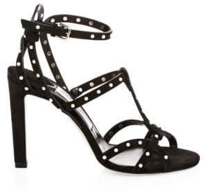 Jimmy Choo Beverly Strappy Stiletto Sandals