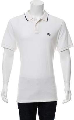 Burberry Equestrian Knight Polo