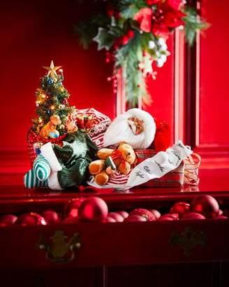 Karen Didion Originals Lighted Napping Santa Figurine