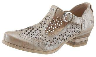 Mustang Shoes Mary Jane T-Strap Court Shoes