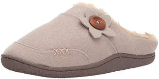 Western Chief Women's Plush Slip on Slipper