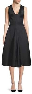Lanvin Classic A-Line Dress