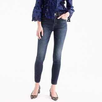 "J.Crew 9"" high-rise toothpick jean in Solano wash"