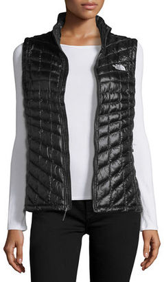 The North Face ThermoBallTM All-Weather Quilted Vest $149 thestylecure.com