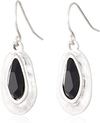 The Sak Women's Small Stone Drop Earrings