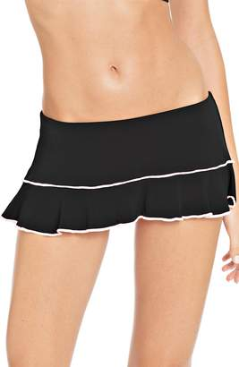Robin Piccone Malia Skirted Bikini Bottoms