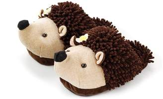 Aroma Home Aromahome Animal Fuzzy Friends Warm Womens Slippers Hedgehog