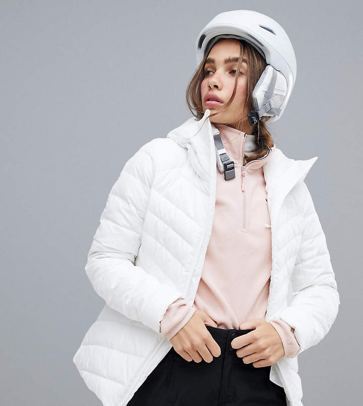 Womens Moonlight Down Jacket in White