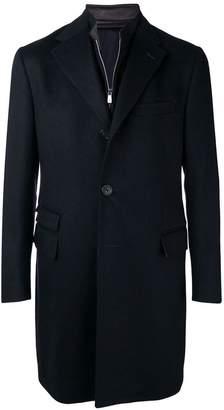 Corneliani single-breasted coat