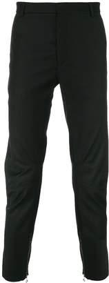 Lanvin zip cuff tailored trousers