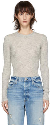 Rag & Bone Grey Donna Crewneck Sweater