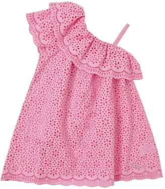 MSGM Eyelet Lace Dress