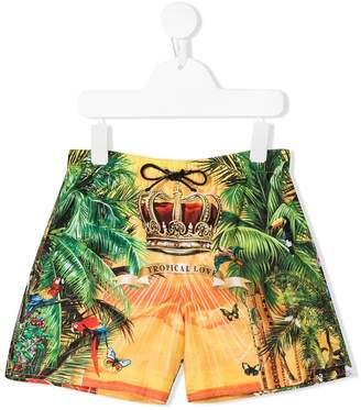Dolce & Gabbana Tropical Love swim shorts