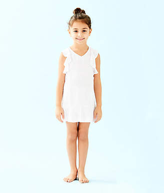 Lilly Pulitzer UPF 50+ Girls Mini Rally Tennis Dress