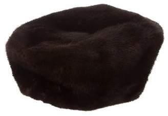 Neiman Marcus Mink Fur Hat