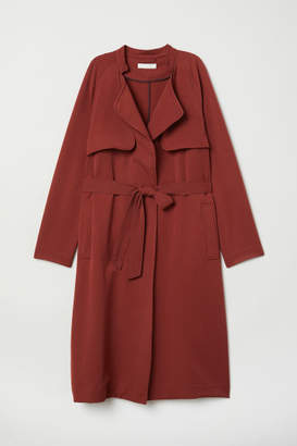 H&M Soft Trenchcoat - Orange