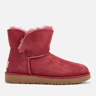UGG Women's Classic Cuff Mini Sheepskin Boots