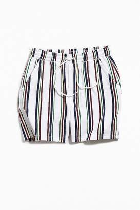 Urban Outfitters Lucien Striped Short