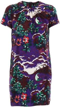 DSQUARED2 Floral Print Dress