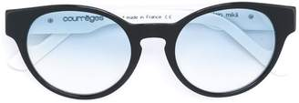 Courreges x Alain Mikli sunglasses