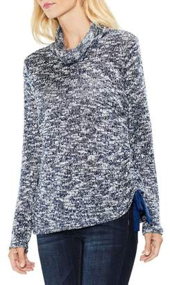 Vince Camuto Funnel Neck Pullover