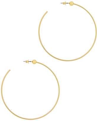 Jenny Bird Icon Medium 14kt Gold-dipped Earrings