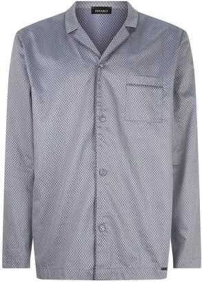 Hanro Jacquard Cotton Pyjama Set