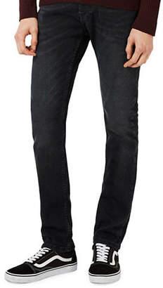 Topman Wash Stretch Slim Jeans